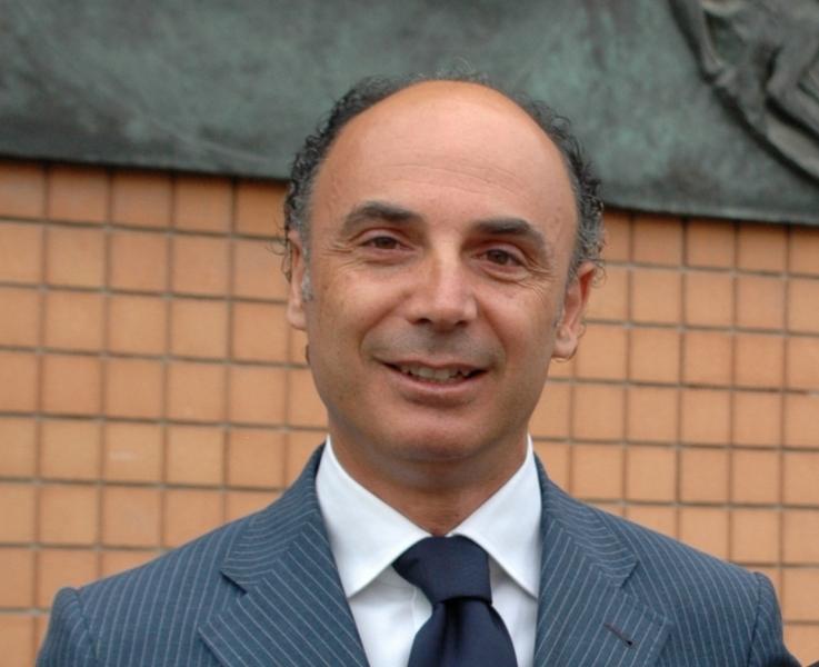 Il sindaco di Isernia Luigi Brasiello