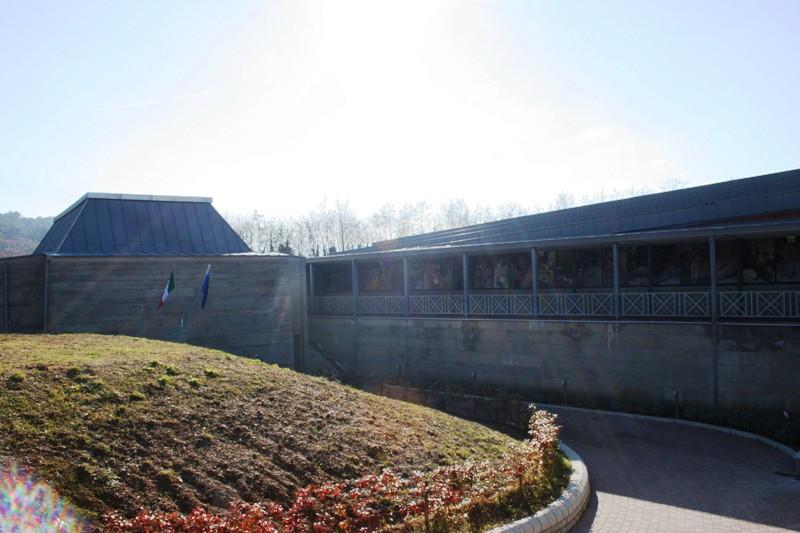 Il museo del Paleolitico di Isernia