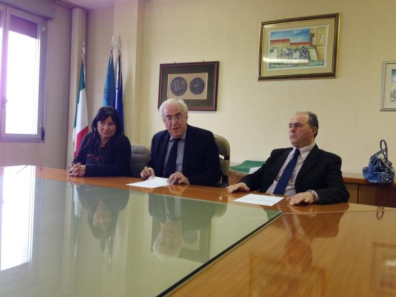 Calenda, Mazzuto e Marucci